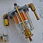 rebuild fuel filter 1